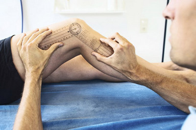 Post operative physical therapy rehabilitation