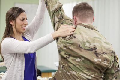 Soldier Injuries and Physical Therapy