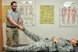 Military Injuries and Physical Therapy