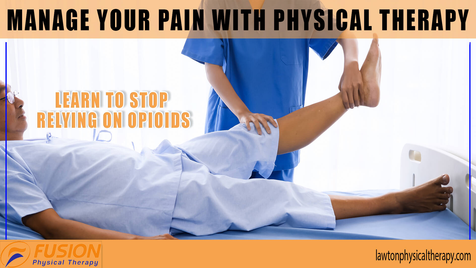 Manage Your Pain with Physical Therapy – Learn to Stop Relying on Opioids